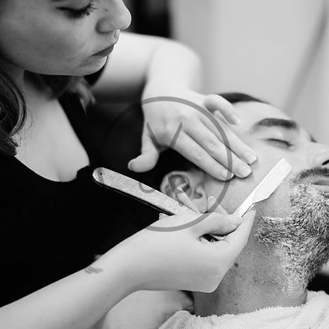 Amanda Hair Design Salon Mens Shave